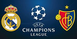 Real Madrid FC Basel