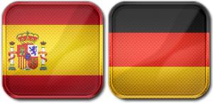 spania germania
