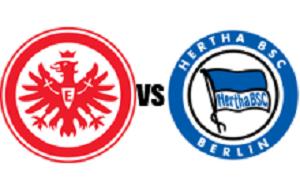 Eintracht Frankfurt Hertha Berlin
