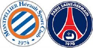 Paris Saint Germain vs Montpellier HSC
