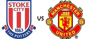 manchester united vs stoke