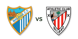 Malaga vs Athletic Bilbao