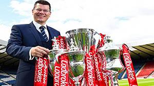Ladbrokes este noul sponsor din fotbalul scoțian