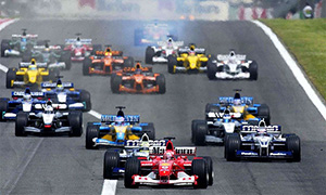 Scurtă Istorie a Formula 1
