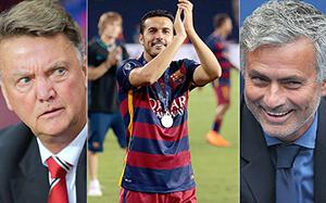 Chelsea semnează cu Pedro de la Barcelona pentru 21 milioane lire sterline
