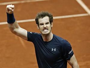 TENIS: Andy Murray câștigă Cupa Davis pentru Anglia după 79 ani