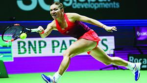 Simona Halep are nevoie disperată de meciuri înaintea Australian Open