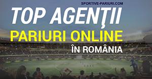 Cele mai bune agenții (legale) de pariuri sportive în România