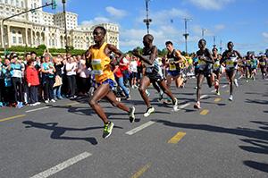 Birech Cosmas Jairus din Kenya a câștigt OMV Petrom Bucharest Half Marathon în 01:02:30