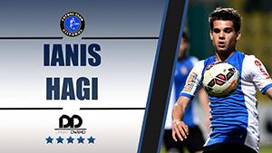 FOTBAL: Ianis, fiul lui Gheorghe Hagi, a semnat cu Fiorentina