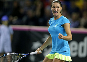 Monica Niculescu și Sania Mirza - victorie la Connecticut Open