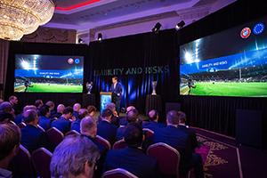 România a găzduit seminarul UEFA privind securitatea pe stadioane