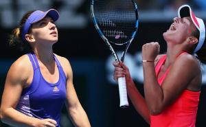 Simona Halep, Eliminată de Tendinită la Australian Open